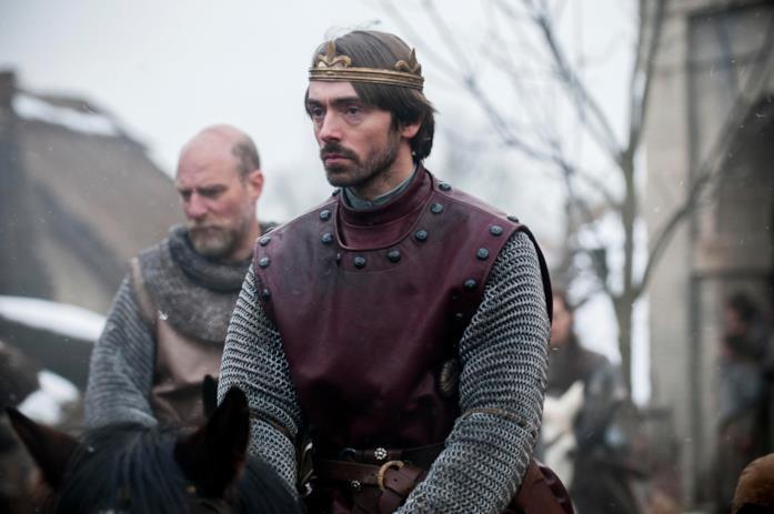 David Dawson in The Last Kingdom