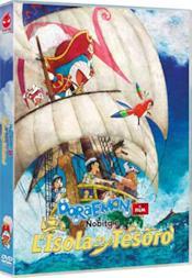 Doraemon - Il Film: Nobita E L'Isola Del Tesoro