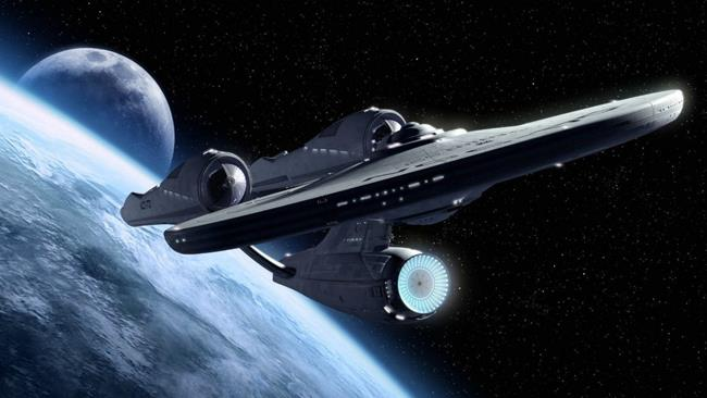 Navicella Enterprise, Star Trek Beyond