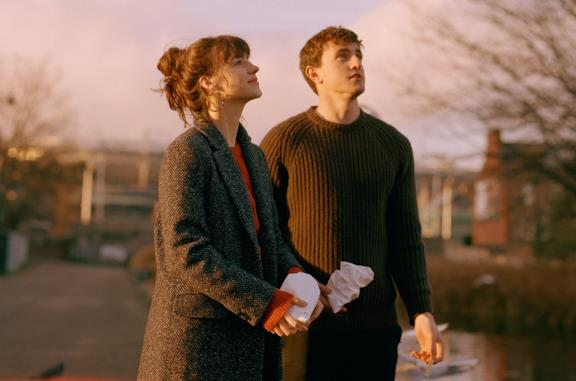 Marianne e Connell in Normal People