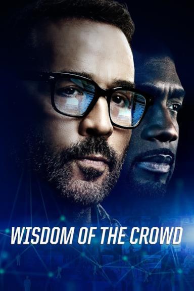 Poster Wisdom of the Crowd - Nella rete del crimine