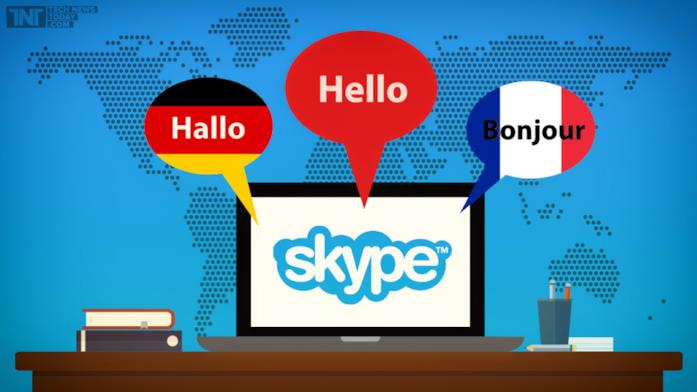 Il Traduttore Skype offre davvero un grande aiuto
