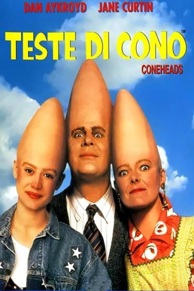Poster Teste di cono