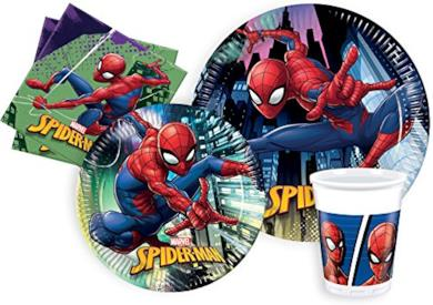 Kit Party Spider-Man