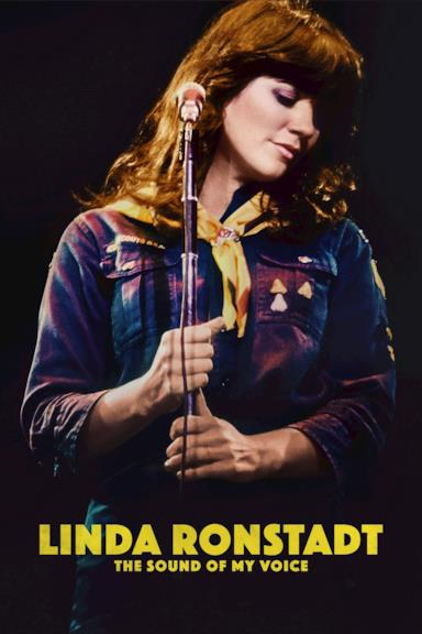 Poster Linda Ronstadt: The Sound of My Voice