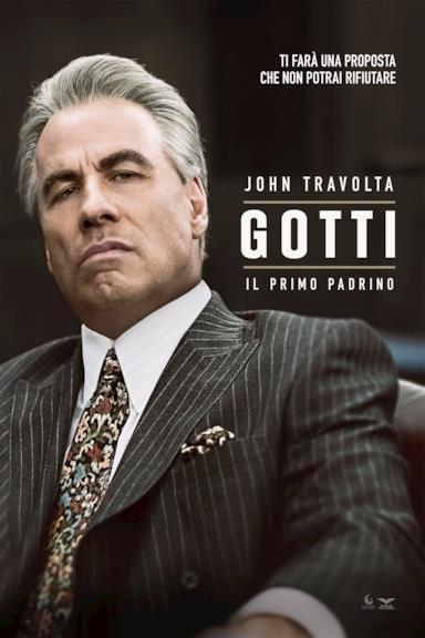 Poster Gotti - Il primo Padrino