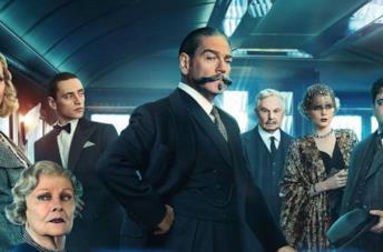 Un'immagine dei protagonisti di Assassinio sull'Orient Express