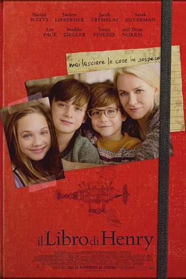 Poster Il libro di Henry