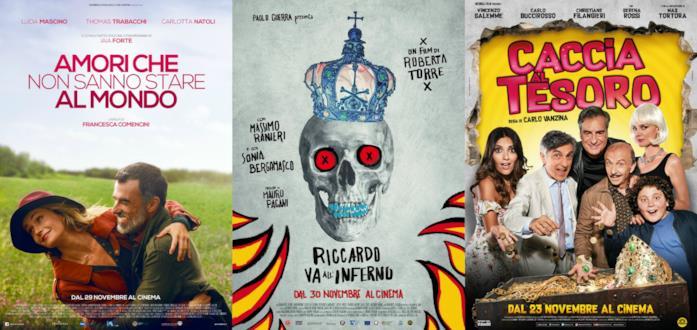 Le locandine delle uscite italiane in Home Video targate Warner Bros. di marzo 2018