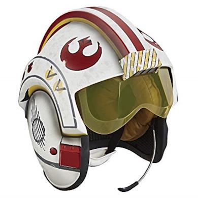 Star Wars The Black Series - Casco di Luke Skywalker con Luci e Suoni (Elettronico)