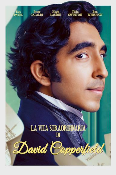 Poster La vita straordinaria di David Copperfield