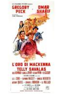 Poster L'oro di Mackenna