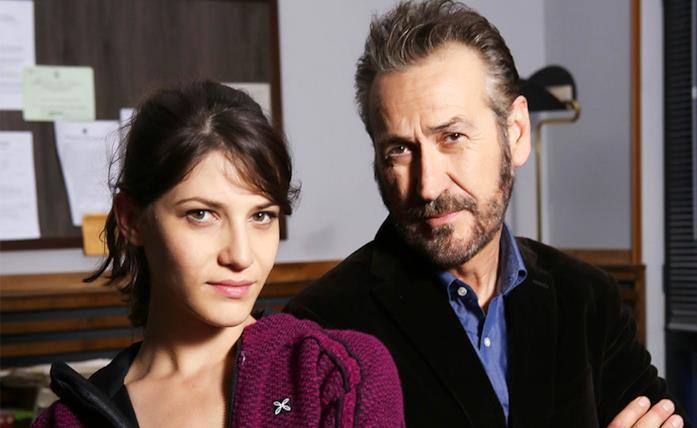 Rocco e Caterina in una foto della prima serie