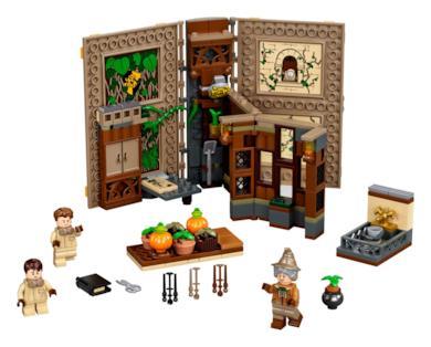 LEGO - Lezione di Erbologia