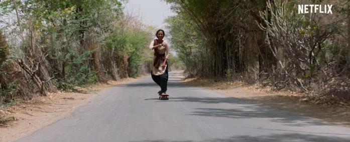 Rachel Sanchita Gupta in Skater Girl