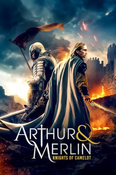 Poster Arthur & Merlin: Knights of Camelot