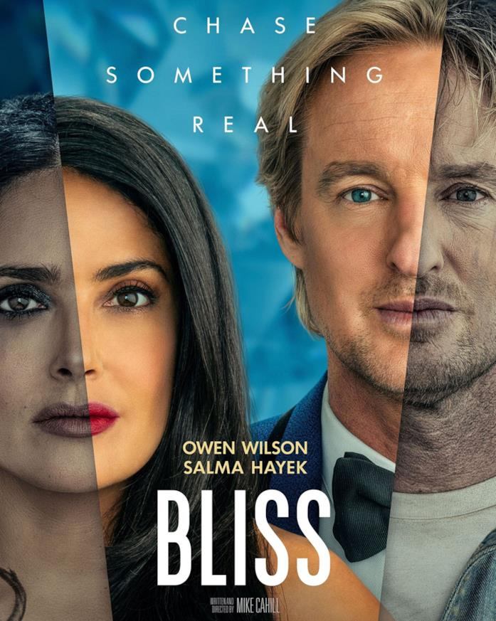 Bliss: il poster
