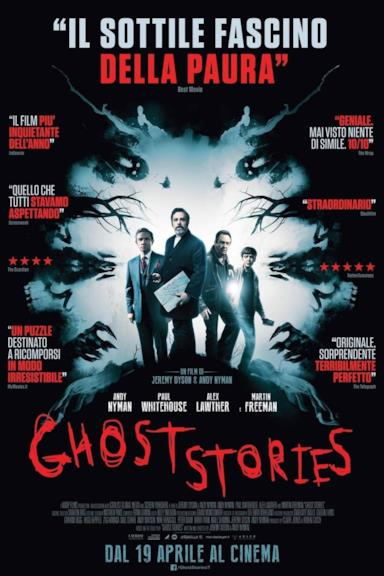 Poster Ghost Stories