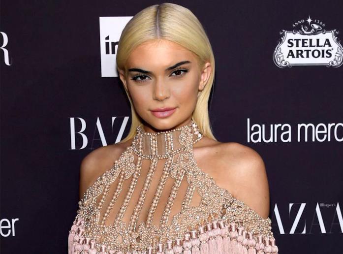 Kylie Jenner - la star più pagata del 2020