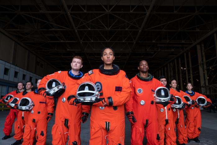Gli astronauti della Space Force