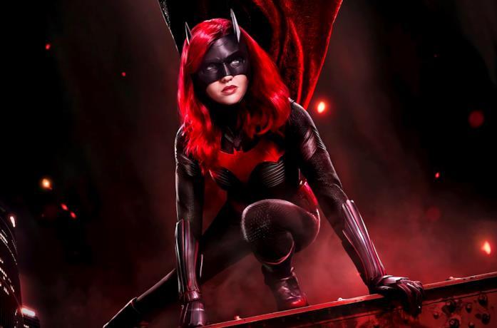 Poster promozionale della serie Batwoman