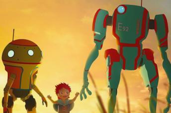 Eden: trailer ufficiale in italiano per l'anime originale di Netflix