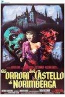 Poster Gli orrori del castello di Norimberga