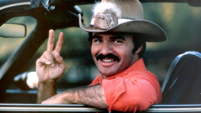 Un'immagine con Burt Reynolds in Il bandito e la madama