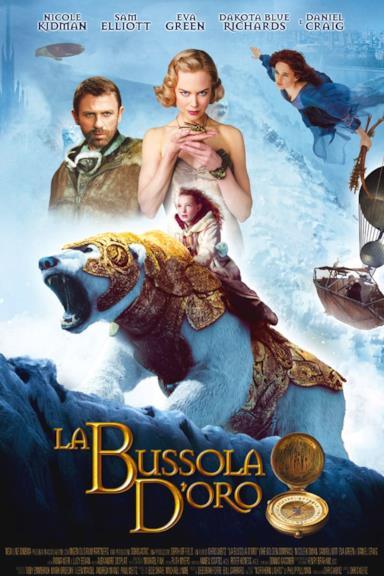 Poster La Bussola D'Oro