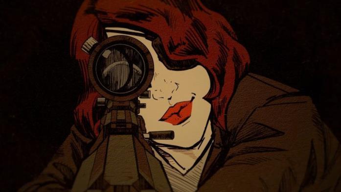 Jessica Valiant in Wolfenstein II