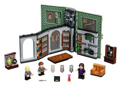 LEGO - Lezione di Pozioni