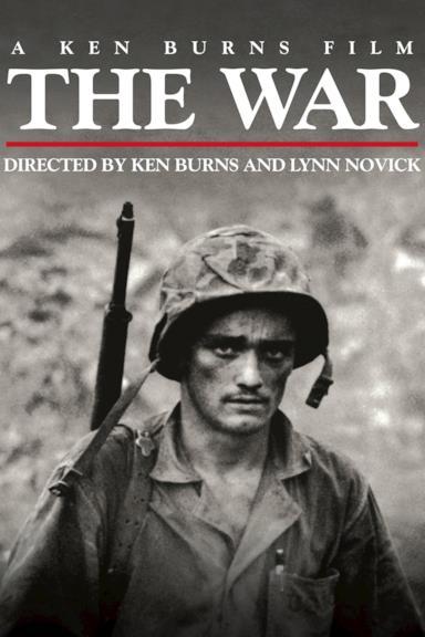 Poster The War