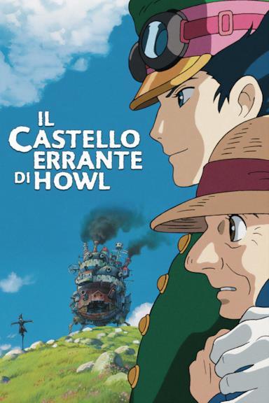 Poster Il castello errante di Howl