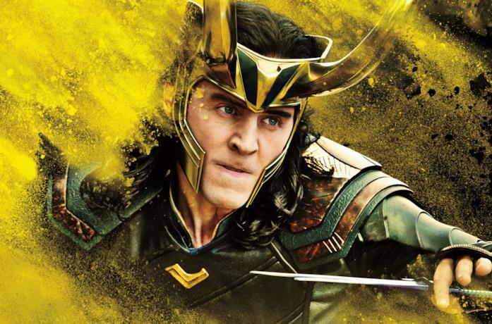 Tom Hiddleston come Loki