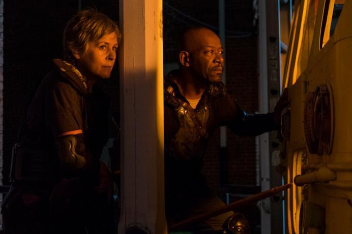 Anche Carol e Morgan saranno nel nuovo episodio di The Walking Dead 8