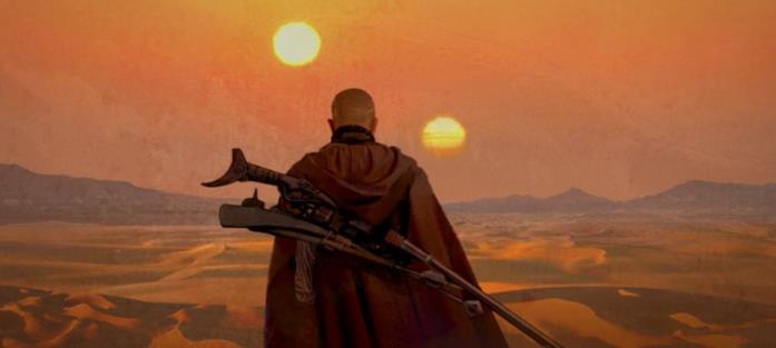 Boba Fett su Tatooine