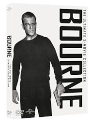 Bourne The Ultimate Collection (Box 5 Dvd)