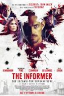Poster The informer: tre secondi per sopravvivere