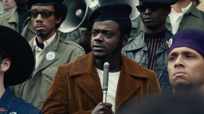 Daniel Kaluuya è Fred Hampton, leader delle Pantere Nere in Judas and the Black Messiah