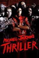 Poster Michael Jackson's Thriller