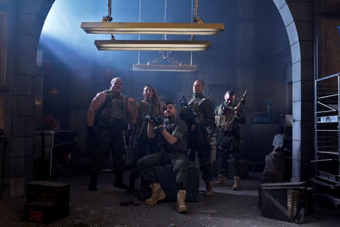 I Soldati della Sagasta de La casa di carta 5