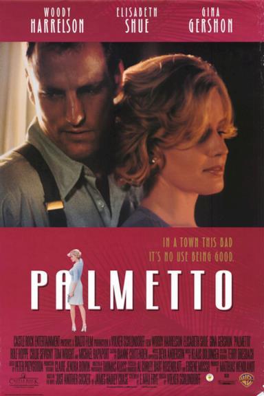 Poster Palmetto - Un torbido inganno