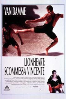 Poster Lionheart - Scommessa vincente