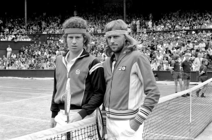 I due rivali più famosi del tennis