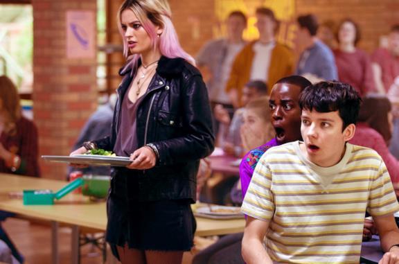 Sex Education 2: svelate le prime immagini della seconda stagione