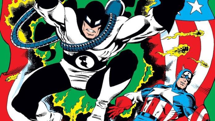 Flag-Smasher e Capitan America