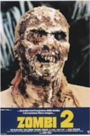 Poster Zombi 2