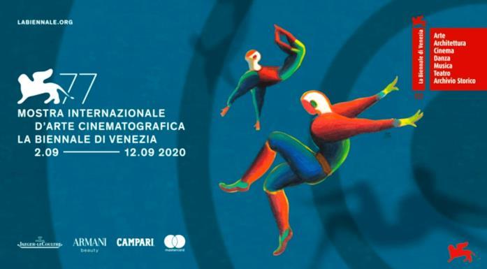 Il poster di Venezia 77