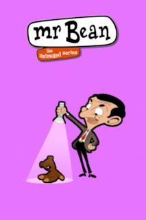 Poster Mr. Bean: La serie animata