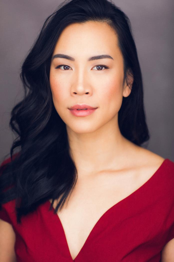 Primo piano di Regina Ting Chen